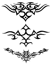 free tribal tattoo picture