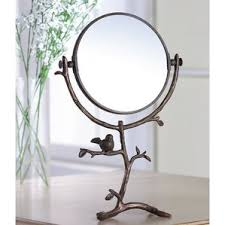 Bathroom Magnifying Mirror by Makeup U0026 Shaving Mirrors You U0027ll Love Wayfair