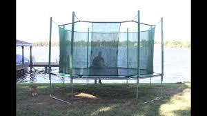 assembling a magic circle trampoline swingsetsnashville com