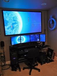 Gaming Desk Setup Ideas 98 Best Gamer U0027s World Images On Pinterest Gaming Setup Gaming