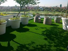 Fake Grass Mats Patio Very Soft And Safe Artificial Grass For Children And Animals