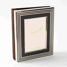 photo albums that hold 5x7 pictures 5x7 black silver photo album