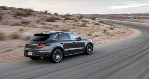 macan porsche turbo comparison porsche macan turbo 2016 vs chevrolet tahoe 2016