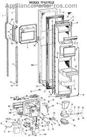 ge wr17x5881 shield assembly appliancepartspros com