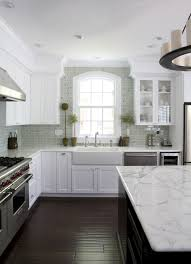 modern brick backsplash kitchen ideas modern kitchen backsplash