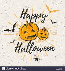 old fashioned halloween background vintage halloween background with pumpkins