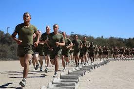 navy training teens military