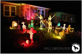 halloween yard lights post halloween highlights 2013 nikitaland