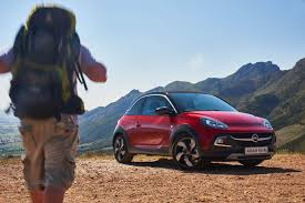 opel adam rocks opel adam rocks driven