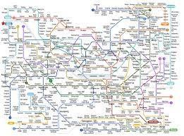 The L Train Map Korea From Incheon Int U0027l Airport To Seoul By Subway Airport
