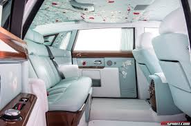 roll royce bangalore rolls royce ultimate luxury interior silk cherrywood and mother