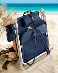 Backpack With Chair Tommy Bahama Beach Concert Chair Navy Deluxe Backpack Beach