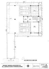 Stilt House Floor Plans by Subiksha Housing Pvt Ltd