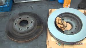 front brake pads u0026 rotor replacement gmc sierra 2007 2013 youtube