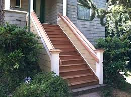outside stairs design outside stairs ideas tufcogreatlakes com