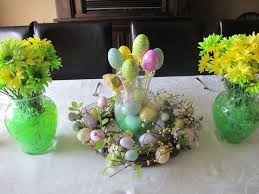 Easter Basket Table Decorations by 88 Best Easter Decorations Images On Pinterest Easter Crafts