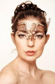 laser cut masquerade masks wings of masquerade mask with crystals