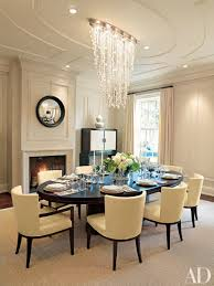 home design architectural digest dining room front door dining