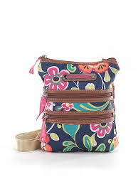 lilly bloom bloom crossbody bag 53 only on thredup