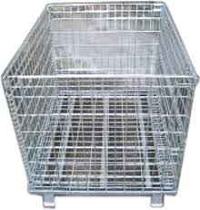 wire mesh container siwach steels