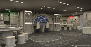 millenium falcon floor plan star wars u0027 millennium falcon area u0027wreck it ralph u0027 candy shop and