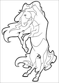 horseland fargelegging barn tegninger utskrift og