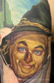 phil young hope gallery tattoos celebrity scarecrow tattoo
