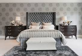Gray And White Bedroom Ideas Interesting Grey Bedroom Decorating - Grey bedroom design