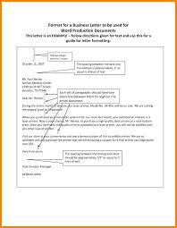 business letter format formal letter format spacing best of business letter format