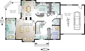 house small house plans with open concept