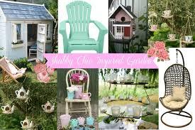 a shabby chic inspired garden dolly dowsie