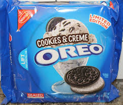 there are now cookies and cream oreos we u0027ve come full circle