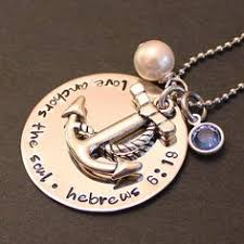 Love Anchors The Soulnautical Anchor - anchor hebrews 6 19 necklace dream closets anchor charm and
