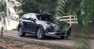 brand new mazda 2017 mazda cx 9 revealed gorgeous redesign lux cabin and new