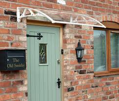 modern design front door awning ideas comely door canopy designs