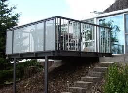 balkon wetterschutz balkonüberdachungen i