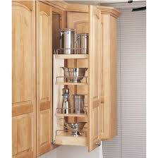Pull Out Kitchen Cabinets Rev A Shelf Kitchen Upper Cabinet Pull Out Organizer Available