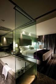 hotel sur avec dans la chambre hotel avec baignoire dans la chambre salle de bain ouverte ilot deco