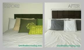 King Headboard Plans by Innovative Diy Headboard Ideas For King Size Beds 900x998