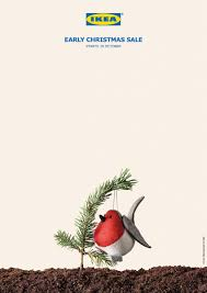 Ikea Outdoor Ad Ikea Outdoor Advert By Tbwa Early Christmas Sale 2 Ads Of The