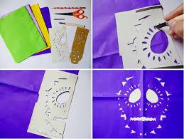 Decorated Paper Diy Papel Picado Diy Decorated Paper Papel Picado Pinterest