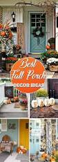 Fall Decorations For Outside The Home Best 25 Apartment Porch Decor Ideas On Pinterest Apartment