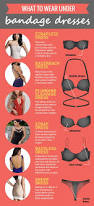 what to wear under a bandage dress the kewl blog