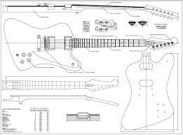 firebird guitar body template guitar projects pinterest body