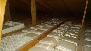 insulation to go creativity in the attic