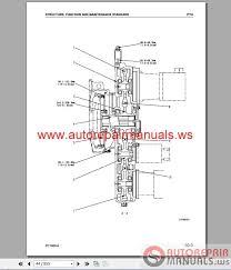 komatsu excavator repair manual 28 images komatsu pc60 5 pc60
