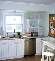 white kitchen designs interior for small space