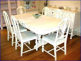 distressed round dining table distressed kitchen table various impressive distressed kitchen table