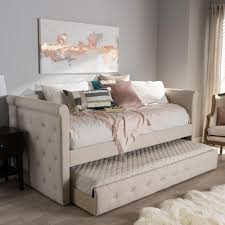 appealing twin size daybed cushion full with trundle metal day bed