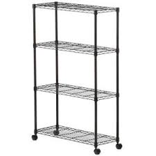 Metro Shelving Home Depot by Seville Classics 5 Shelf 30 In X 14 In Home Wire Shelving System